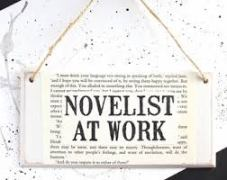 Novelist at Work